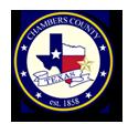 Chambers County Seal